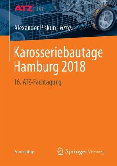 Karosseriebautage Hamburg 2018 (eBook, PDF)