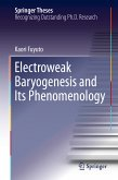 Electroweak Baryogenesis and Its Phenomenology (eBook, PDF)