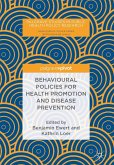 Behavioural Policies for Health Promotion and Disease Prevention (eBook, PDF)
