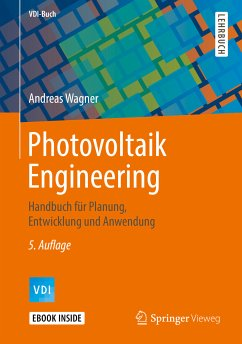 Photovoltaik Engineering (eBook, PDF) - Wagner, Andreas