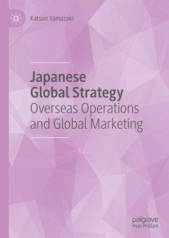 Japanese Global Strategy (eBook, PDF)