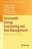 Renewable Energy: Forecasting and Risk Management (eBook, PDF)