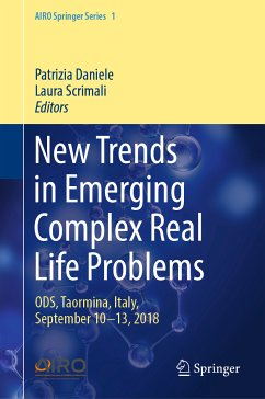 New Trends in Emerging Complex Real Life Problems (eBook, PDF)