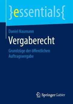 Vergaberecht (eBook, PDF) - Naumann, Daniel