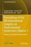 Proceedings of the 8th International Congress on Environmental Geotechnics Volume 1 (eBook, PDF)