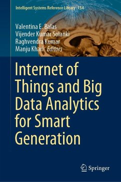 Internet of Things and Big Data Analytics for Smart Generation (eBook, PDF)
