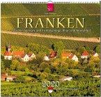 Franken 2020 - Zwischen Spessart und Fichtelgebirge, Rhön und Altmühltal - Ein Heimatkalender