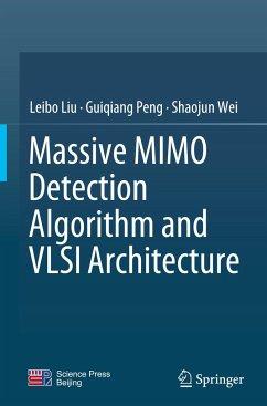 Massive MIMO Detection Algorithm and VLSI Architecture