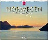 Norwegen 2020 - Land der Fjorde