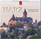 Harz - zwischen Fachwerk und wilder Natur 2020