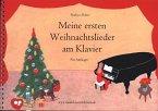 Meine ersten Weihnachtslieder am Klavier