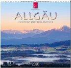 Allgäu - Hohe Berge, grüne Täler, klare Seen 2020