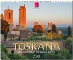 Toskana 2020 - Traumlandschaft im Herzen Italiens 2020