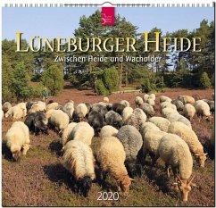 Lüneburger Heide - zwischen Heide und Wacholder 2020