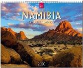 Namibia - Land der Kontraste 2020