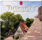 Thüringen und der Thüringer Wald 2020