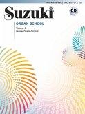 Suzuki Organ School, m. Audio-CD
