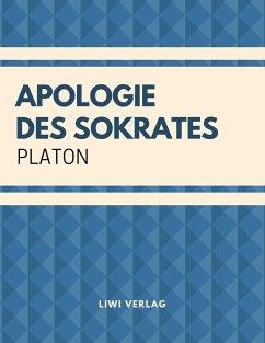 Apologie des Sokrates - Platon