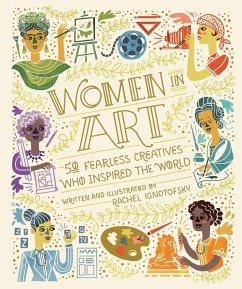Women in Art - Ignotofsky, Rachel