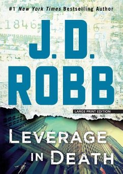 Leverage in Death - Robb, J. D.