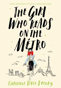 The Girl Who Reads on the Métro - Feret-Fleury, Christine