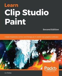 Learn Clip Studio Paint - Staley, Liz