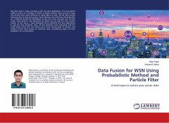 Data Fusion for WSN Using Probabilistic Method and Particle Filter