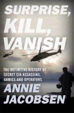 Surprise, Kill, Vanish - Jacobsen, Annie