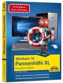 Windows 10 Pannenhilfe XL - Das große Praxisbuch - Probleme erkennen, Lösungen finden, Fehler beheben