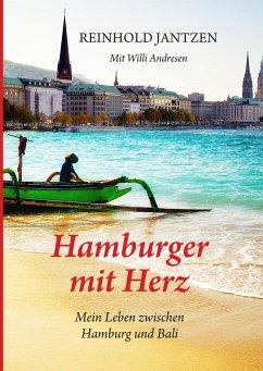 Hamburger mit Herz