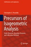 Precursors of Isogeometric Analysis (eBook, PDF)