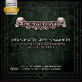 Der Schatten über Innsmouth und andere Horrorgeschichten, 2 MP3-CD