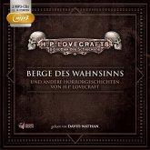 Berge des Wahnsinns und andere Horrorgeschichten, 2 MP3-CDs