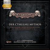 Der Cthulhu Mythos und andere Horrorgeschichten, 2 MP3-CDs