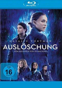 Auslöschung / Southern Reach Trilogie (Blu-ray) - Natalie Portman,Gina Rodriguez,Tessa Thompson