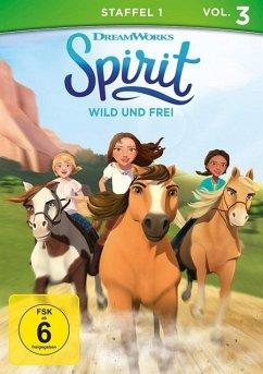 Spirit: Wild und frei - Staffel 1, Vol. 3 - Keine Informationen