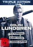 Dolph Lundgren Triple Action Collection DVD-Box