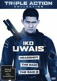 Iko Uwais Triple Action Collection DVD-Box
