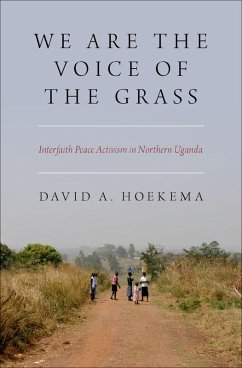 We Are The Voice of the Grass (eBook, PDF) - Hoekema, David A.