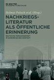 Nachkriegsliteratur als öffentliche Erinnerung (eBook, PDF)