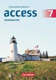 Access - Bayern 7. Jahrgangsstufe - Wordmaster mit Lösungen