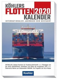 Köhlers Flottenkalender 2020
