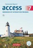 Access - Bayern 7. Jahrgangsstufe - Workbook mit interaktiven Übungen auf scook.de