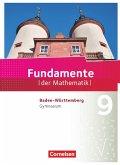 Fundamente der Mathematik - Baden-Württemberg - 9. Schuljahr - Schülerbuch