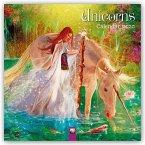 Unicorns Wall Calendar 2020 (Art Calendar)