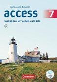 Access - Bayern - 7. Jahrgangsstufe - Workbook mit Audios online