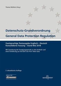 Datenschutz-Grundverordnung General Data Protection Regulation - Müthlein, Thomas