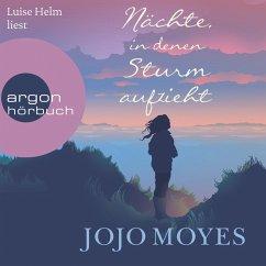 Nächte, in denen Sturm aufzieht (Autorisierte Lesefassung) (MP3-Download) - Moyes, Jojo