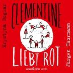 Clementine liebt Rot (Ungekürzte Lesung mit Musik) (MP3-Download)