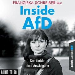 Inside AfD (Ungekürzt) (MP3-Download) - Schreiber, Franziska